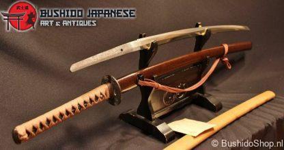 Japans Samurai zwaard